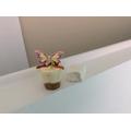 Mini cheesecake & marshmellow