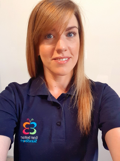 Lynsay - Programme Assistant