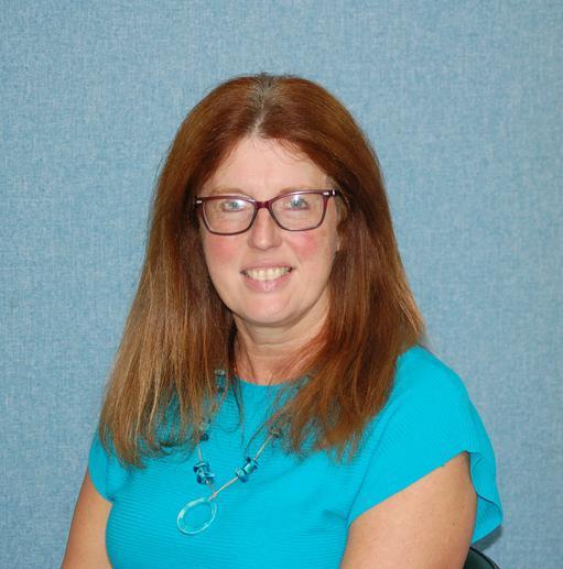 Claire Humphreys - Secretary