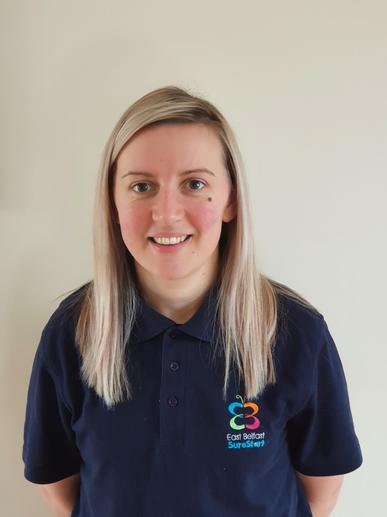 Ashley - Programme Supervisor