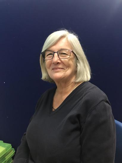 Mrs Sue Edmonds, Vice Chair