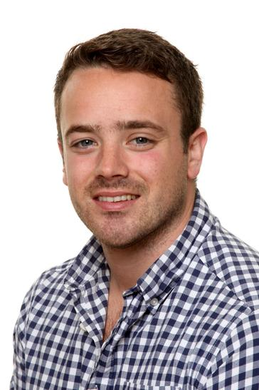 Mr Rob Bedford, Hartland Cl 3 Teacher, PE.