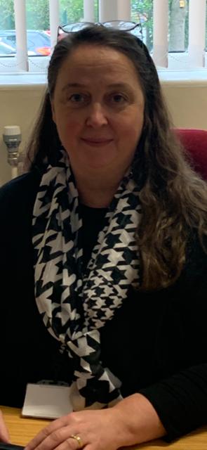 Mrs Cunliffe, Safeguarding Lead