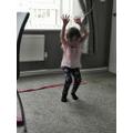 Jump Layla!