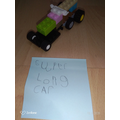 Daniel's amazing lego car!