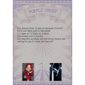 Matei's circus poster