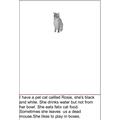 Scarlet's animal factfile
