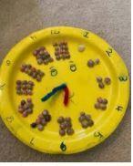 Pea clock