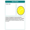 Scarlet: Tennis rules