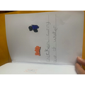 Theo wrote about his favourite foods.