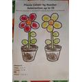 Fabulous flower maths Rose.