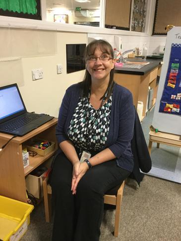 Miss Watson - class teacher