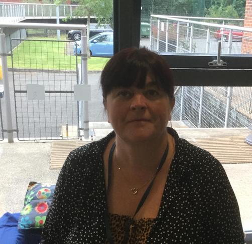 Mrs Galbraith - teaching assisstant