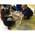 Build a replica of the Tower of London.