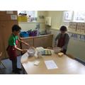 Baking in school (1)