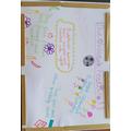 Shaila's Wesak poster