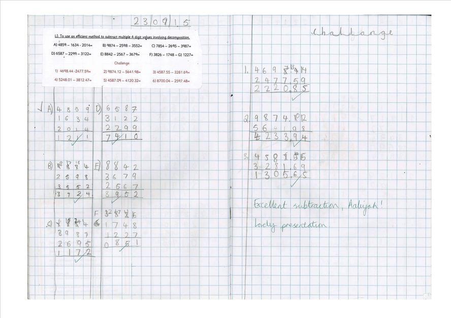 Incredible multiplication by Anya