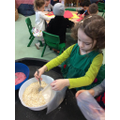 Making magic Reindeer dust