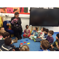 Listening well in circle time