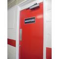 Brentford Changing Room