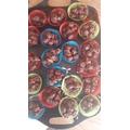 Jayden's baking