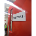 The Visitors Changing Room