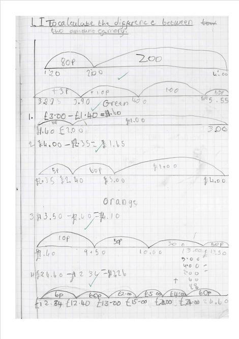 Calculating money by Ranin