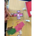 Chestnut Easter Crosses