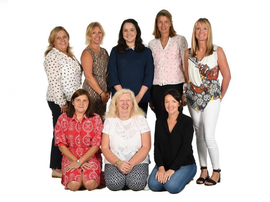 The EYFS Team