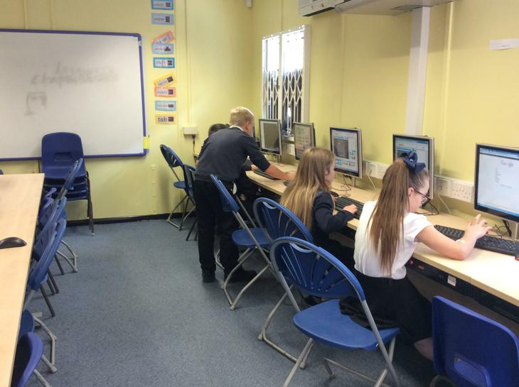 People enjoying Computing Access 😀