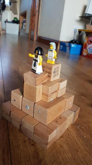 A super pyramid by Jonah