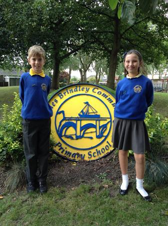 Year 5 Eco Council Representatives