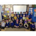 Reception's Hat Party