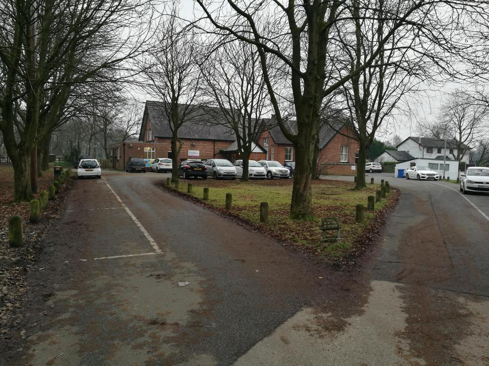 Parking at Beesley Green