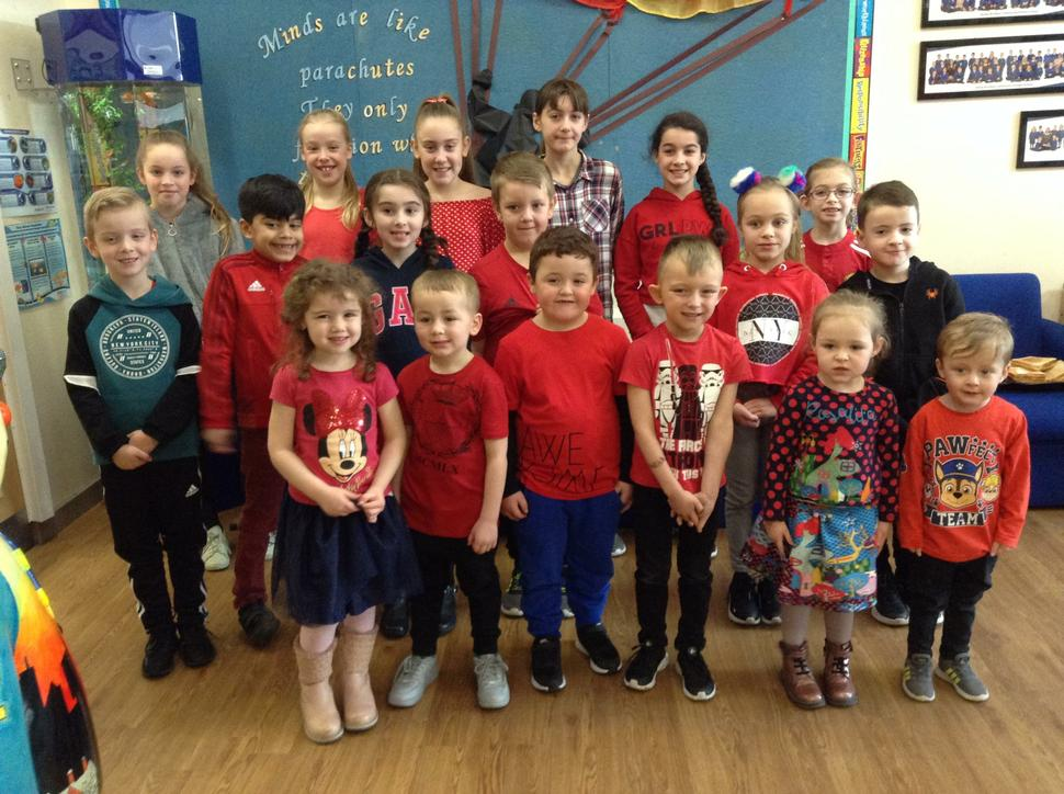 Award of Merit and Golden Award Winners 15.2.19