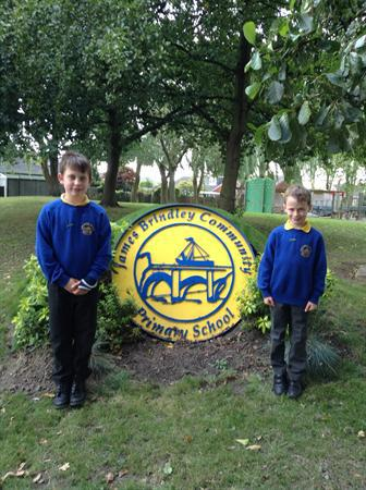 Year 4S Eco Council Representatives
