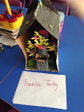 Winning Model 4S - Isabella Turley