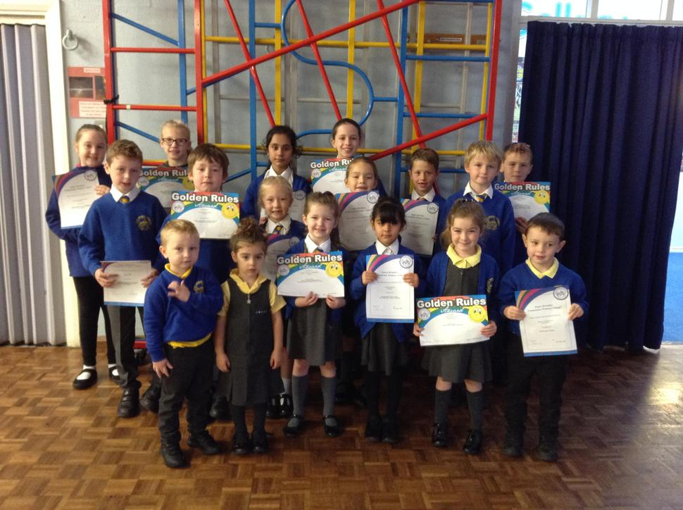 Award of Merit and Golden Award Winners 11.10.19