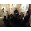 We began with the story of the Gruffalo
