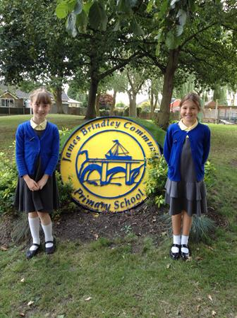 Year 5 School Council Representatives