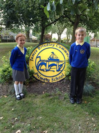 Year 4S School Council Representatives