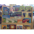 Our shop contained lots of real non-fiction books