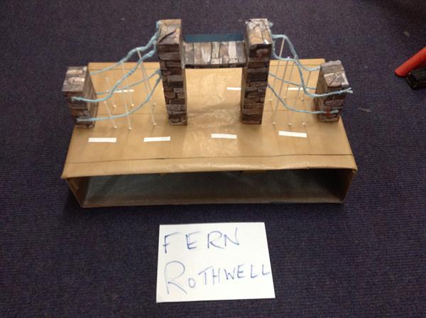 Winning Model 4H - Fern Rothwell