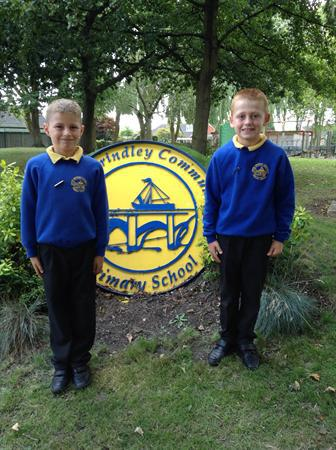 Year 3 School Council Representatives