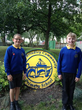 Year 6 Eco Council Representatives