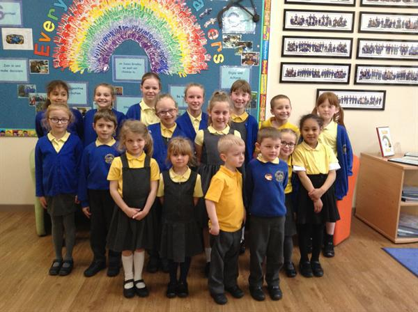 Award of Merit and Golden Award Winners 29.4.16