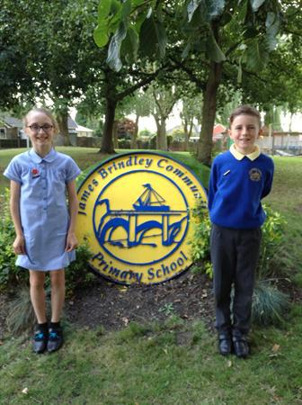 Year 6 School Council Representatives