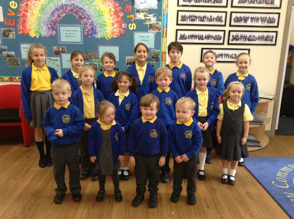 Award of Merit and Golden Award Winners 14.10.16