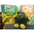Today we read The Enormous Crocodile by Roald Dahl