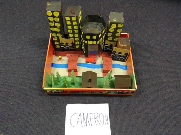 Winning Model 4H - Cameron Hall